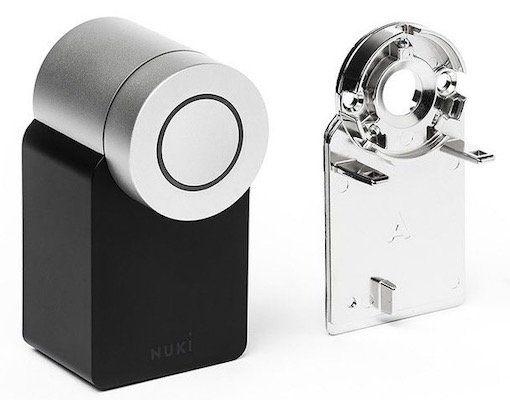 Nuki Smart Lock 1.0   Elektronisches Türschloss mit Bluetooth für 139€ (statt 198€)