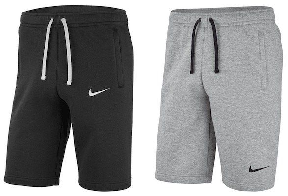 Nike Team Club 19 Crew Fleece Shorts für nur 17€