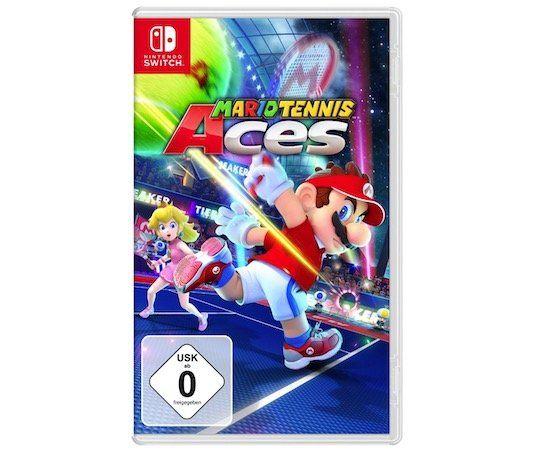 Mario Tennis Aces (Nintendo Switch) für 29,99€ (statt 40€)