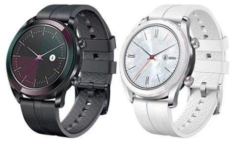 Huawei Watch GT Elegante Edition Smartwatch für 189€ (statt 215€)