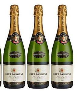 6 Flaschen Brut Dargent Chardonnay Méthode Traditionnelle Sekt ab 28,44€ (statt 42€)