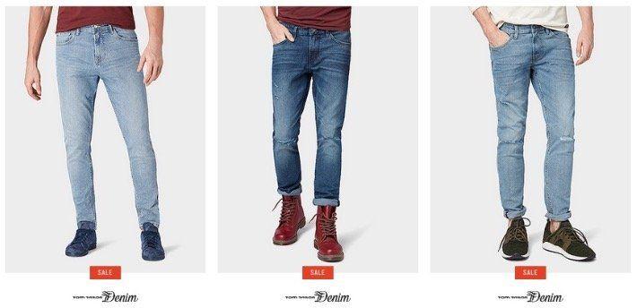 Tom Tailor Stay at Home bis 50% Rabatt + 30% Extra Rabatt (ohne Mindestbestellwert)   auch auf Sale