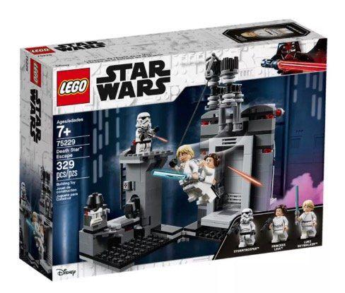 Lego Star Wars   Flucht vom Todesstern (75229) für 11€ (statt 22€)