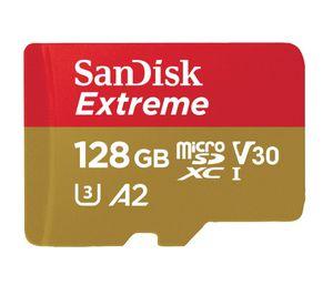 SanDisk Extreme A2 128GB für 22€ (statt 29€)