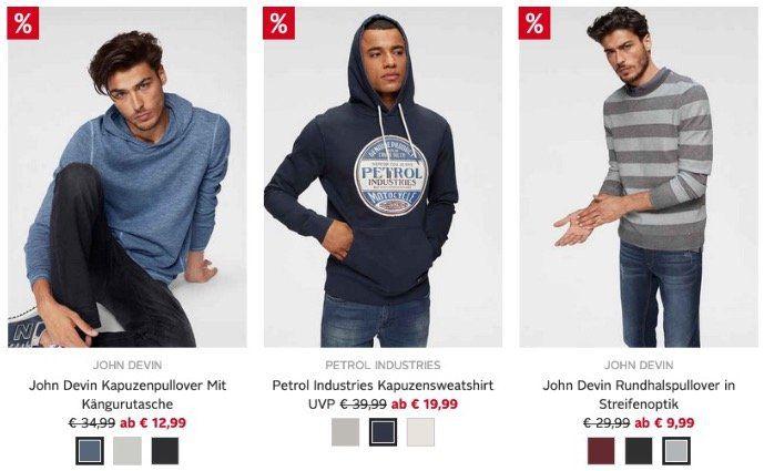OTTO: Viele Marken Sales ohne Versandkosten z.B. Wolfskin, Wrangler, Nike, Puma, Bosch uvm...
