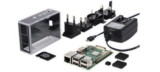 Ausverkauft! Raspberry PI 3 B+ All In Bundle für 38,05€ (statt 60)