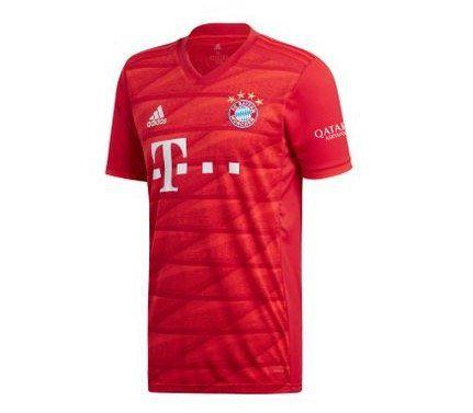 adidas Bayern München Home Trikot 2019/2020 für 31,22€ (statt 39€)