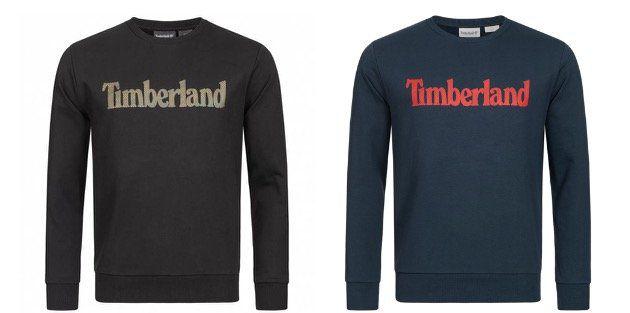 Timberland Pullover Crew in vielen Größen und Farben für 33,94€ (statt 50€)