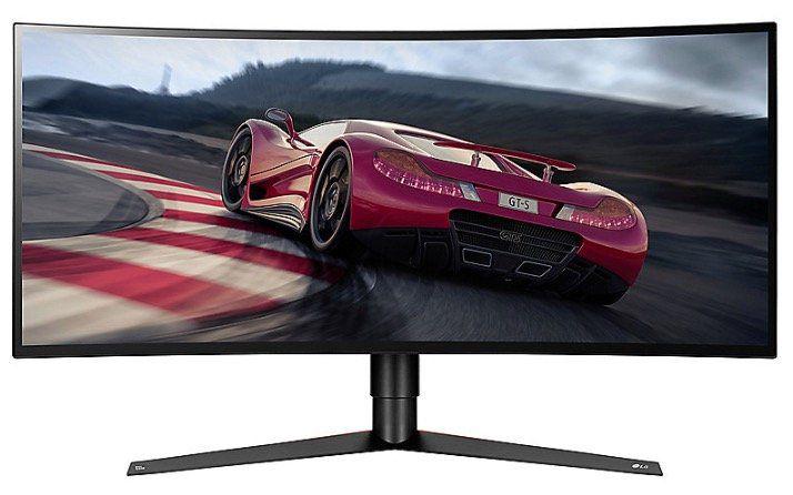 LG UltraGear 34GK950G   34 Zoll UWQHD curved Gaming Monitor mit G Sync für 764,28€ (statt 952€)