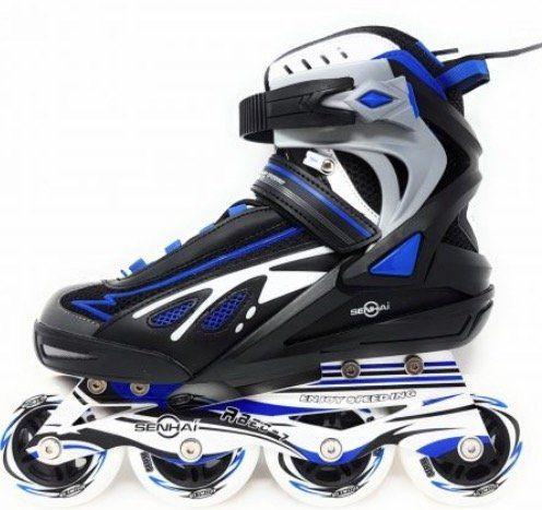 Kounga Unisex Senhai Performance Inline Skates für 26,99€ (statt 35€)