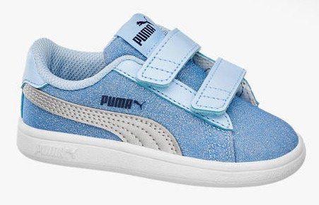 Puma Smash V2 Glitz Glam Jungen Sneaker für 15,90€ (statt 30€)