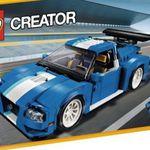 Lego Creator – 3 in 1 Turborennwagen (31070) für 34,94€ (statt 44€)
