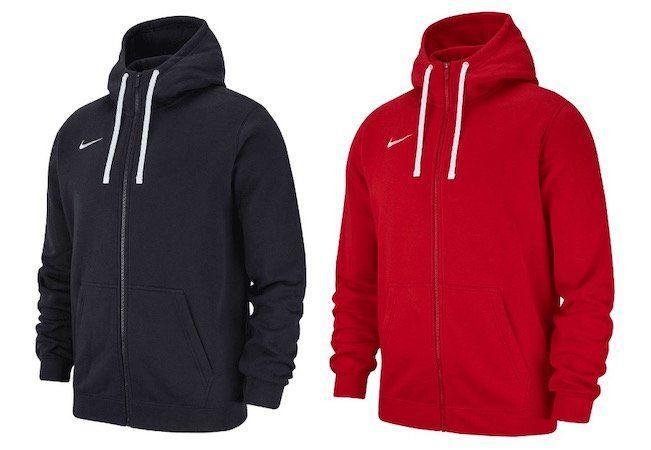 Nike Team Club 19 Fleece Kapuzenjacke für 27,95€ (statt 30€)