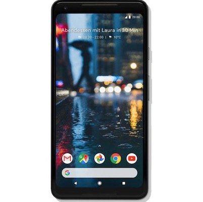 Google Pixel 2 XL mit 64GB für 229,90€ (statt 368€) – Retourengeräte