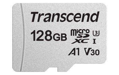 Transcend microSDXC 128GB Class10 Speicherkarte + Adapter für 14€ (statt 16€)