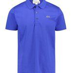 Lacoste Slim Fit Poloshirt in Regatta für 32,88€ – 2 Stück je nur 27,91€
