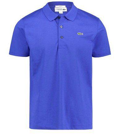 Lacoste Slim Fit Poloshirt in Regatta für 32,88€   2 Stück je nur 27,91€
