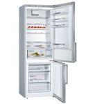 Bosch KGE49BI41 Kühl-Gefrierkombi mit LowFrost für 699€ (statt 829€)