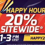 Schnell! 20% Rabatt auf alles bei Gamivo (bis 60€) – z.B. 50€ PSN-Guthaben für 34,65€
