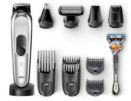 Braun MGK7020   10 in 1 Multi Grooming Set für 55€(statt 74€)