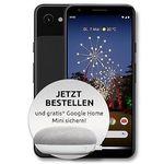 Google Pixel 3a + Google Home mini für 4,99€ + Vodafone Flat von otelo mit 5GB LTE für 19,99€mtl.