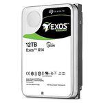 Seagate Exos X14 12TB Serverlaufwerk geeignet für 24/7 Dauerbetrieb für 333€ (statt 380€)