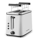 Grundig TA 5860 2-Schlitz-Toaster für 22€ (statt 27€)