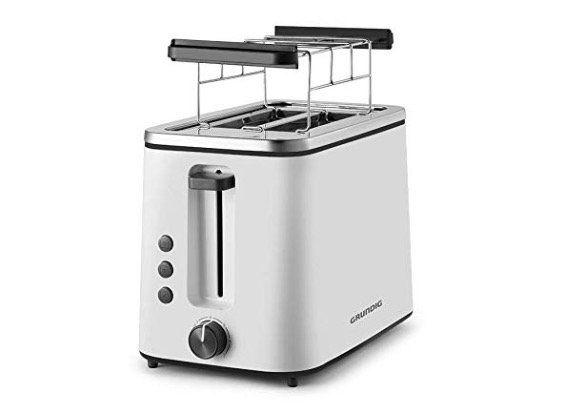 Grundig TA 5860 2 Schlitz Toaster für 22€ (statt 27€)