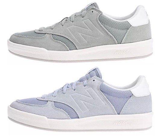 New Balance CRT300 D Sneaker in Grün oder Blau für je 57,57€ (statt 73€)   nur in 36 bis 40.5