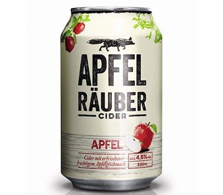 24er Tray Heineken Apfel Räuber Cider ab 15,99€   pfandfrei!