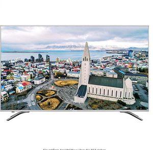 Hisense H65AE6400   65 Zoll UHD Fernseher mit Triple Tuner für 617,81€