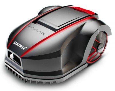 Ausverkauft! Matrix Mähroboter MOW 800 mit automatischer Ladefunktion für 329,90€ (statt 475€)