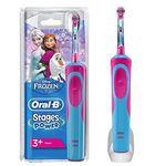 Oral-B Kinder Zahnbürste im Cars oder Frozen Eiskönigin Design ab 10,95€ (statt 16€)