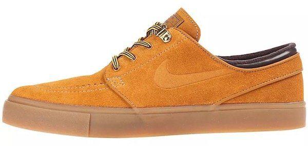 Nike SB Zoom Janoski Premium Wildleder Sneaker für 68,36€
