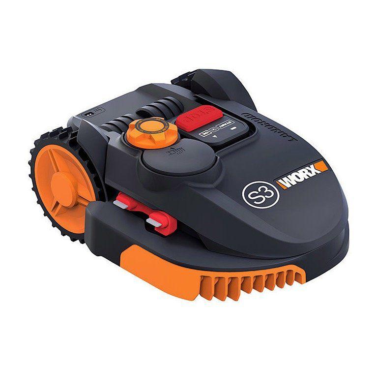 Worx Landroid SB700 Mähroboter für bis zu 700m² + Reinigungsset für 479€(statt 547€)