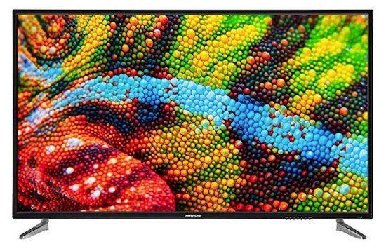 Medion P14920   49 Zoll UHD Fernseher mit Mediaplayer für 222€(statt 280€)