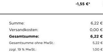 Wunderkind by Wolfgang Joop Kulturbeutel 7 teilig (Zahnbürste, Socken uvm.) nur 6,22€ inkl. VSK (statt 16€)