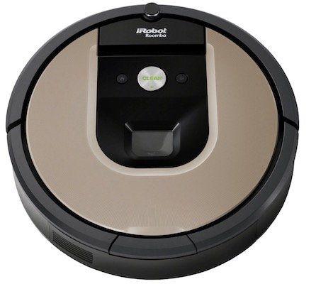 iRobot Roomba 966 Saugroboter App Steuerbar für 249€ (statt 375€)   generalüberholt