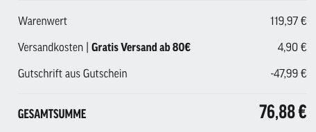 Smilodox Summer Sale mit 40% Gutschein ab 80€ + VSK frei ab 80€ + gratis Retoure via Paypal
