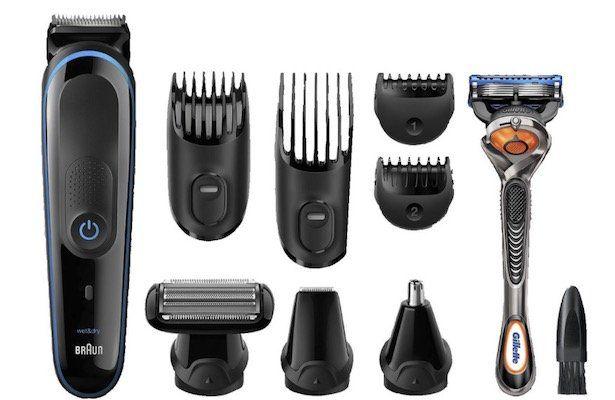 Braun MultiGrooming Kit MGK3980 für 47€(statt 53€)