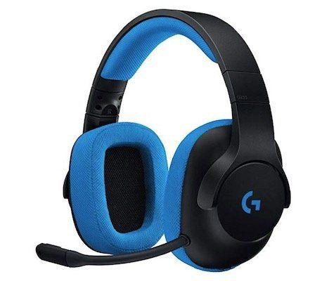 Logitech G233 Prodigy Gaming Headset für 45,90€(statt 59€)
