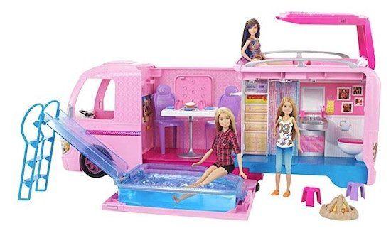 Barbie Super Abenteuer Camper für 63,19€(statt 78€)