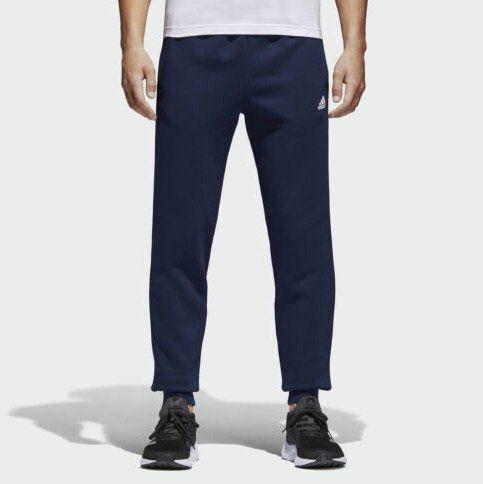 adidas Originals – EQT Polar – Marineblaue Fleece Jogginghose, DH5190