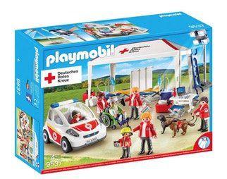 Galeria Kaufhof: 13% Zusatz Rabatt auf Playmobil z.B. DRK Mega Set für 47,44€ (statt 68€)