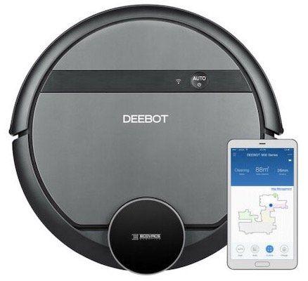 Ecovacs Deebot D901 Saugroboter mit App Steuerung für 289,90€ (statt 340€)