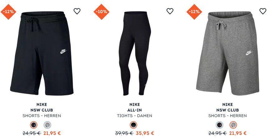 SportScheck Sale bis 50% + 10€ Gutschein auf das ganze Sortiment ab 80€