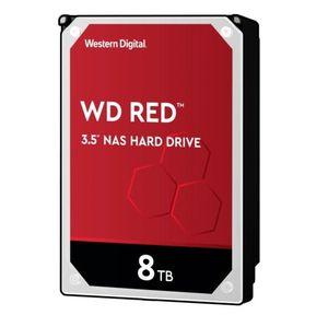 WD Red WD80EFAX   8TB 3,5 HDD für 206,10€ (statt 237€)