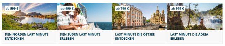 🚢 AIDA Last Minute z.B. 7 Tage Mittelmeer ab Mallorca mit AIDAnova ab 549€ p.P.