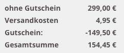 Happy Home Schlafsofa HSP05 in Hellgrau für 154,45€(statt 299€)