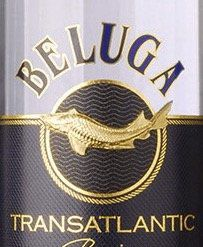 Beluga Transatlantic Wodka 40% in der 0,7 Liter Flasche für 26,99€(statt 32€)